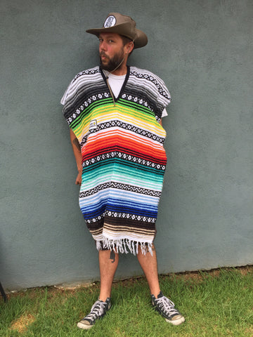 Beach Blanket Pancho