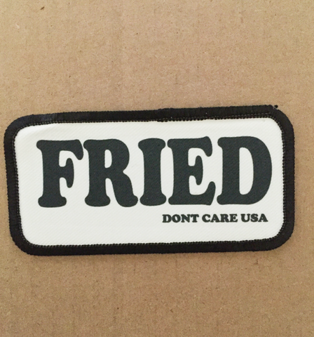 FRIED PATCH