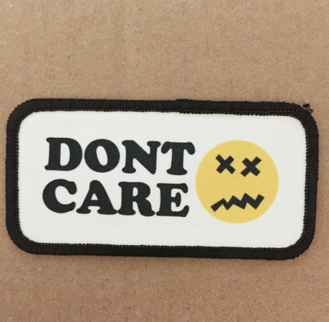 DONT CARE REC PATCH