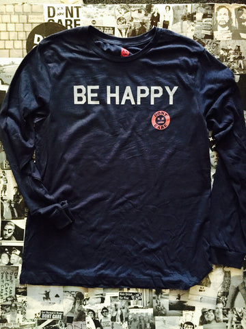 Be Happy long sleeve
