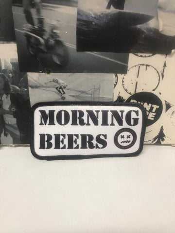 Morning Beers Patch