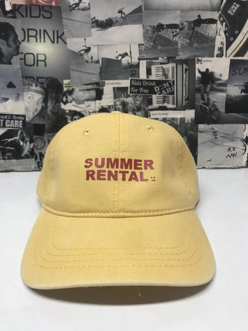 Summer Rental Dad Hat