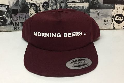 Morning Beers Hat