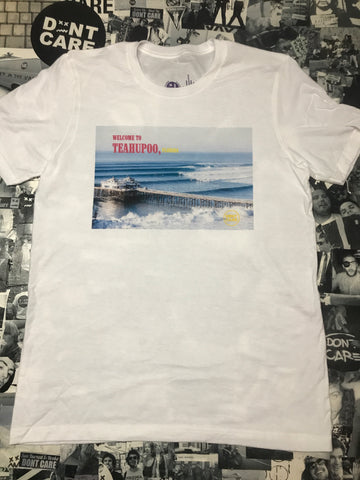 Welcome to Teahupoo