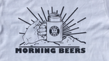 Morning beers mug