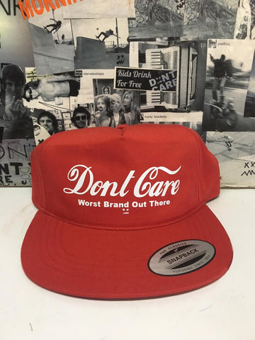 Don't coke hat