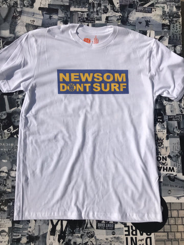 Newsom Don't Surf
