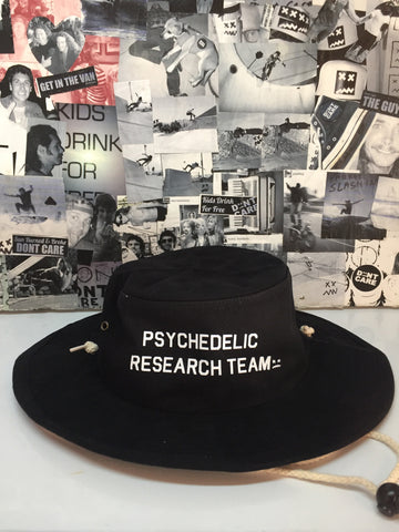 Psychedelic Research Team Bucket Hat