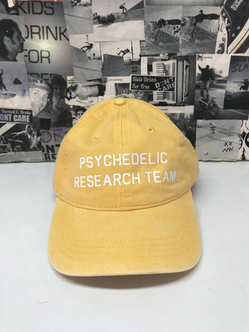 Psychedelic Research Team Dad Hat