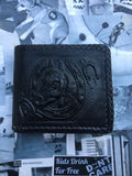 Coin purse wallet Black