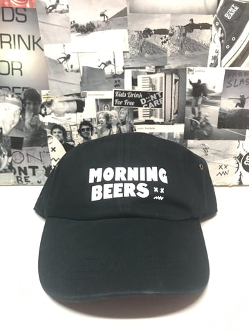 Morning beers dad hat