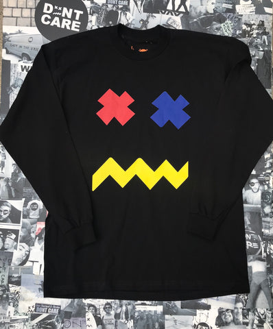 Primary Color Guy long sleeve