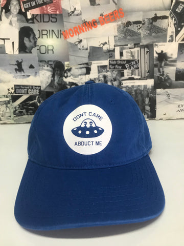 Abduct Me Blue Dad Hat
