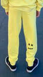 The Guy Sweat Pants Yellow