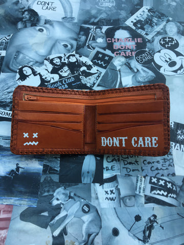 Coin purse wallet Brown