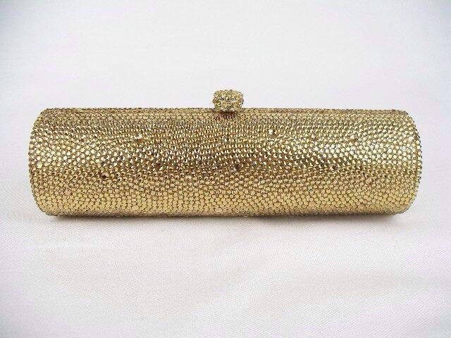 'Farah' Crystal Clutch