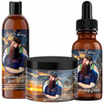 Dan C Bearded - Barbershop Island Beard Bundle