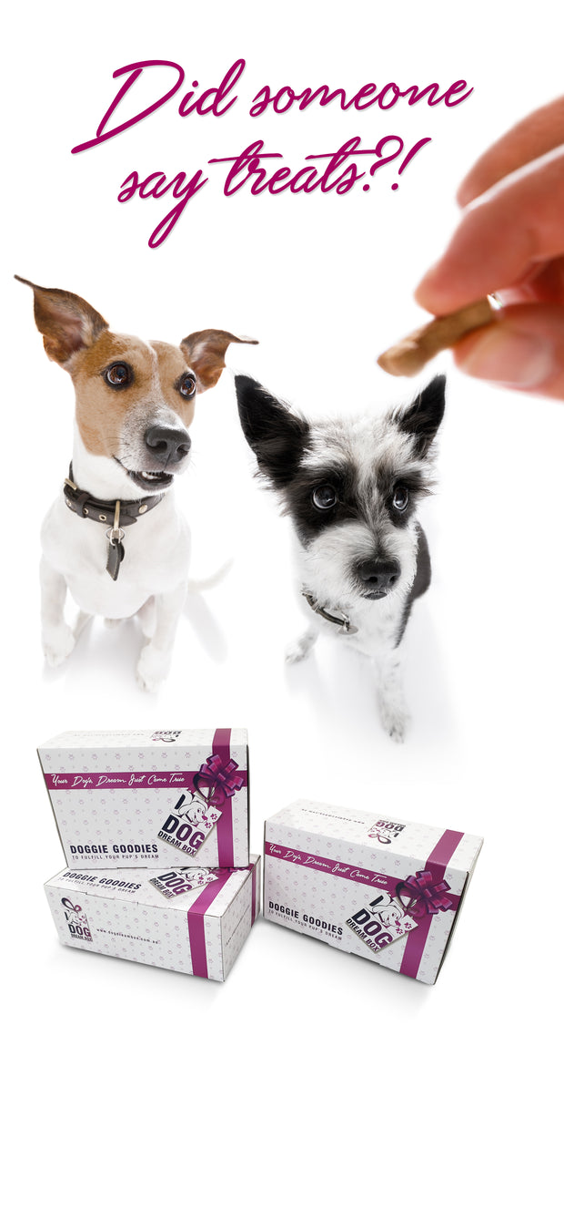 Dog Treats - Australia made & All Natural Healthy Dog Treats