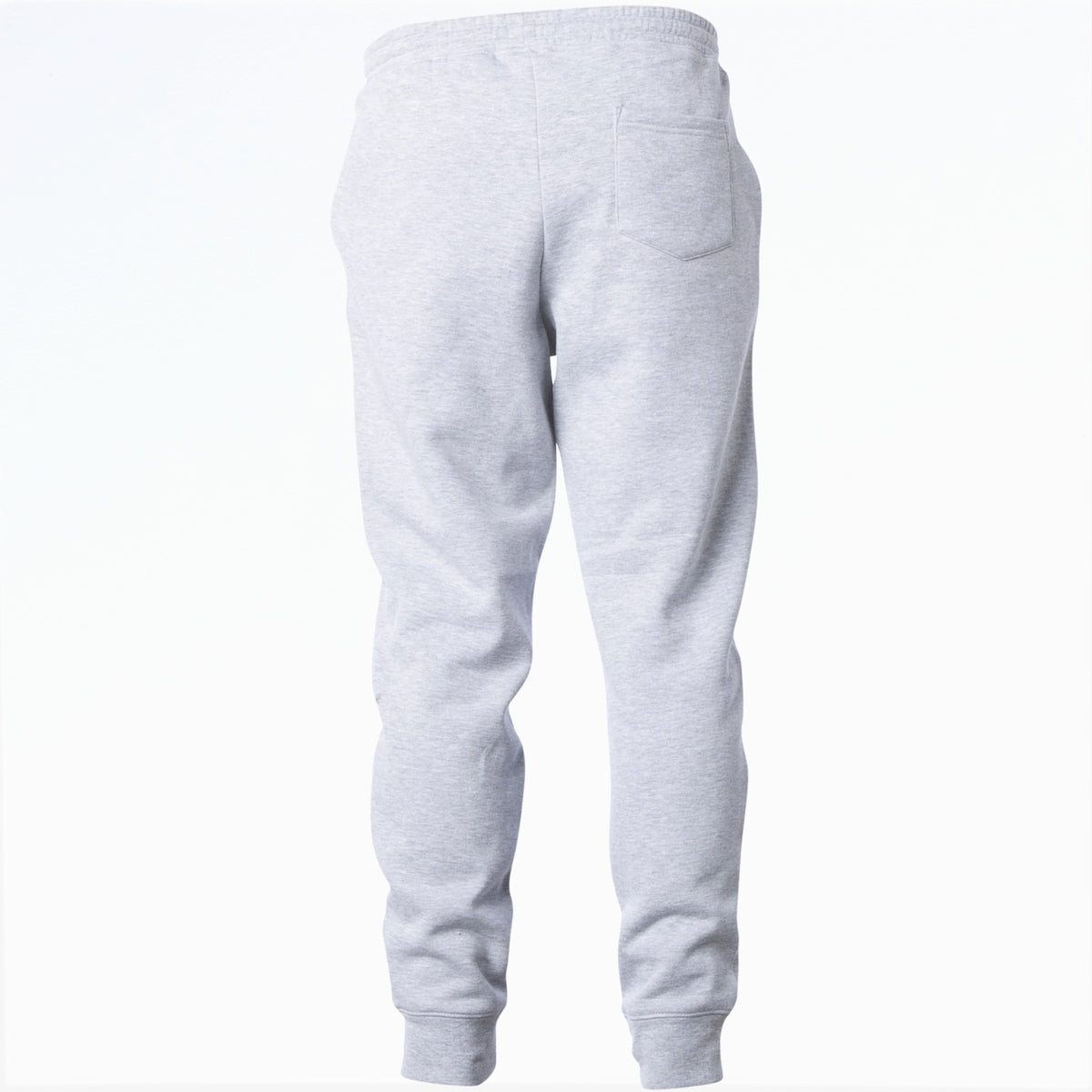 GREY JOGGERS - I.AM.LUV by V