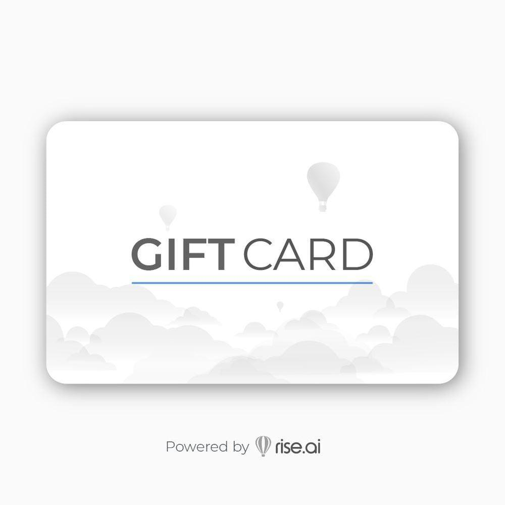 Gift card - I.AM.LUV by V