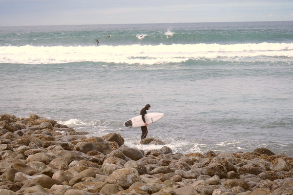 Cove Surfer Photography Print