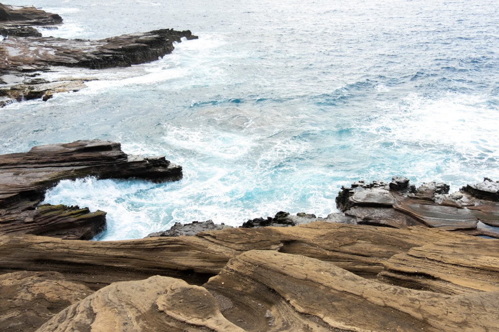 Lana'i Lookout II Photography Print | Limited Edition