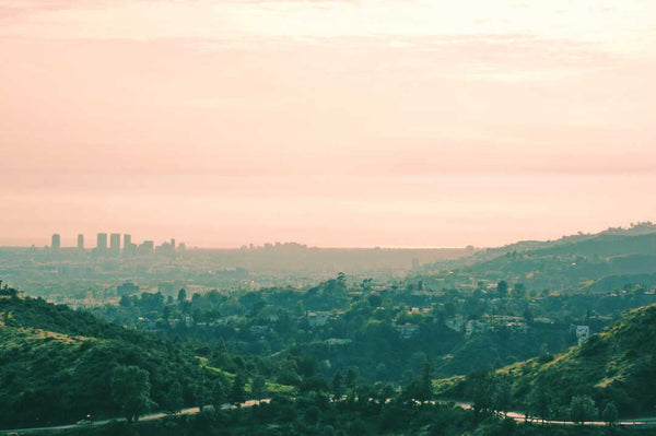 Los Angeles Skyline Photography Print | Limited Edition