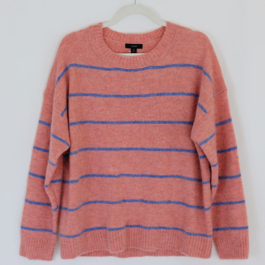 Alpaca Pink Sweater