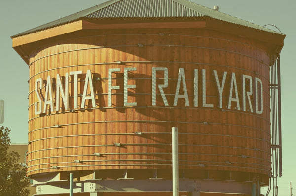 Railyard Photography Print | Limited Edition