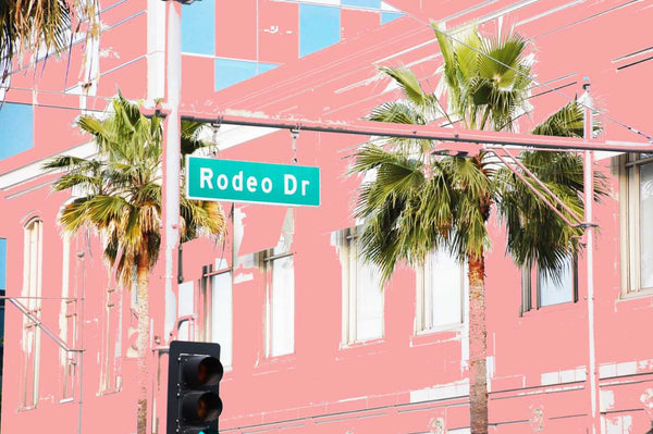 Rodeo Drive Street Art | Limited Edition