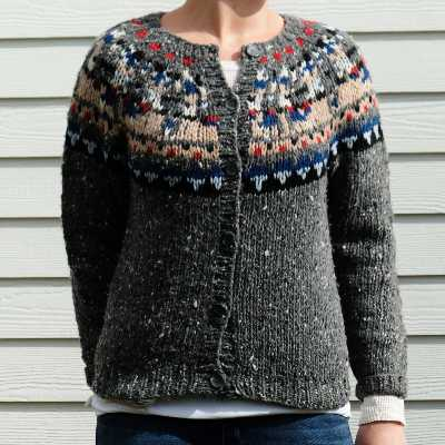 Pure Wool Vintage Sweater