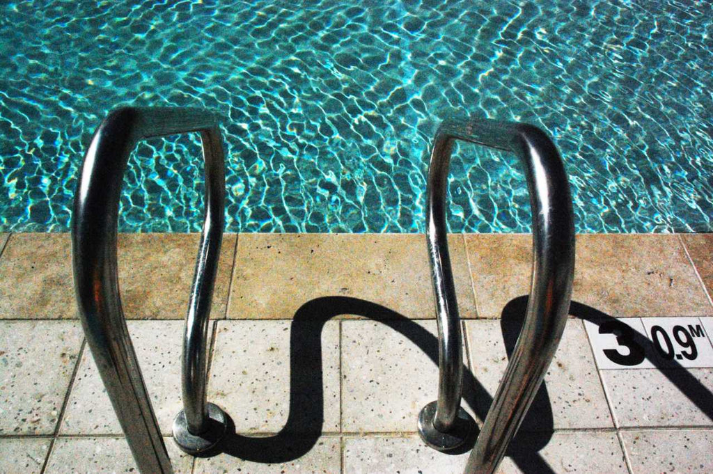 Pool Art Photography Print