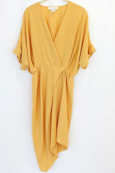 Chamomile Yellow Dress