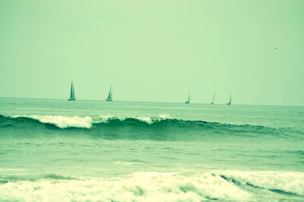 Sailing Photography Print | Limited Edition