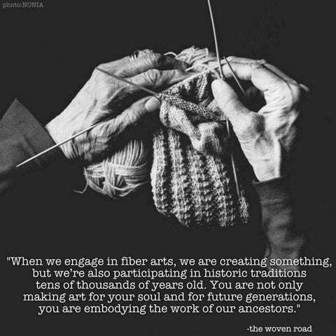 Fiber Arts Traditions Image from the Woven Road