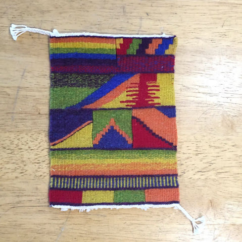 CLASS 18Q3 Intermediate Tapestry Weaving