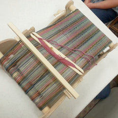 CLASS 20Q1 Beginning Rigid Heddle Weaving