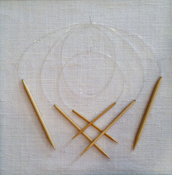 "SALE! Clover 29"" Circular Needles"