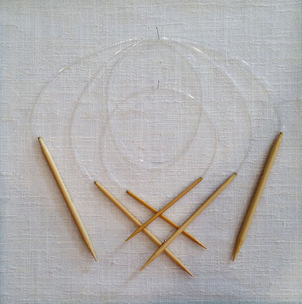 "CLEARANCE! Clover 24"" Circular Needles"