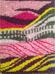 CLASS 20Q1 Beginning Tapestry Weaving APRIL