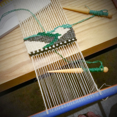 CLASS 18Q3 Beginning Tapestry Weaving OCTOBER