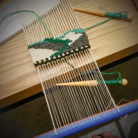 CLASS 18Q2 Beginning Tapestry Weaving