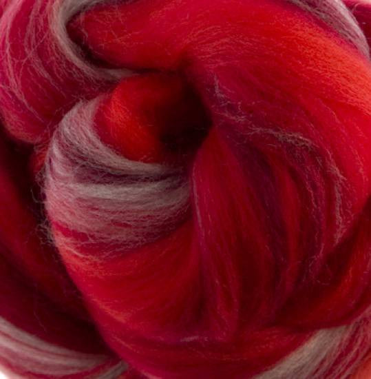 "DHG 70 Merino/ 30 Silk ""Sugar Candies"""