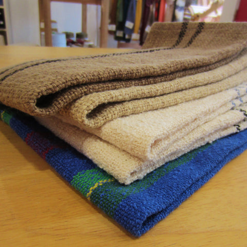 CLASS 17Q2 Weaving Projects: Dishtowels