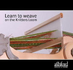 Ashford Learn to Weave on the Knitters Loom (Booklet)