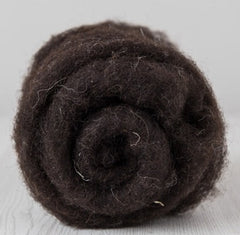DHG Carded Bergschaf Wool Batts