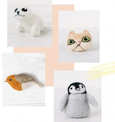 NEW! DHG Needle Felting Kits