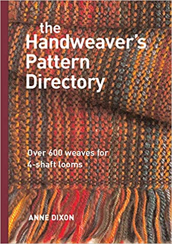 NEW! The Handweaver's Pattern Directory by Anne Dixon