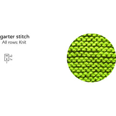 5 Basic Stitch Patterns