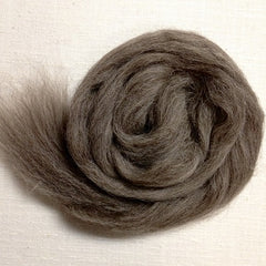 Foxglove Grey Jacob Roving